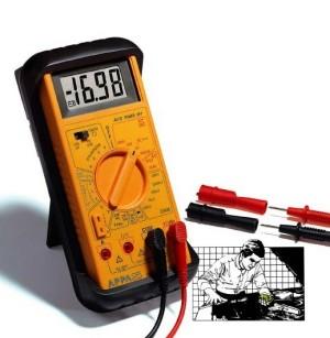 appa25汽车检测万用表应用于汽车各项性能测试的专用数字万用表
