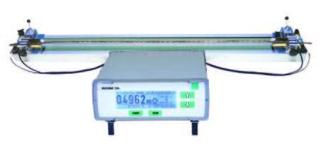 精密电阻测试仪