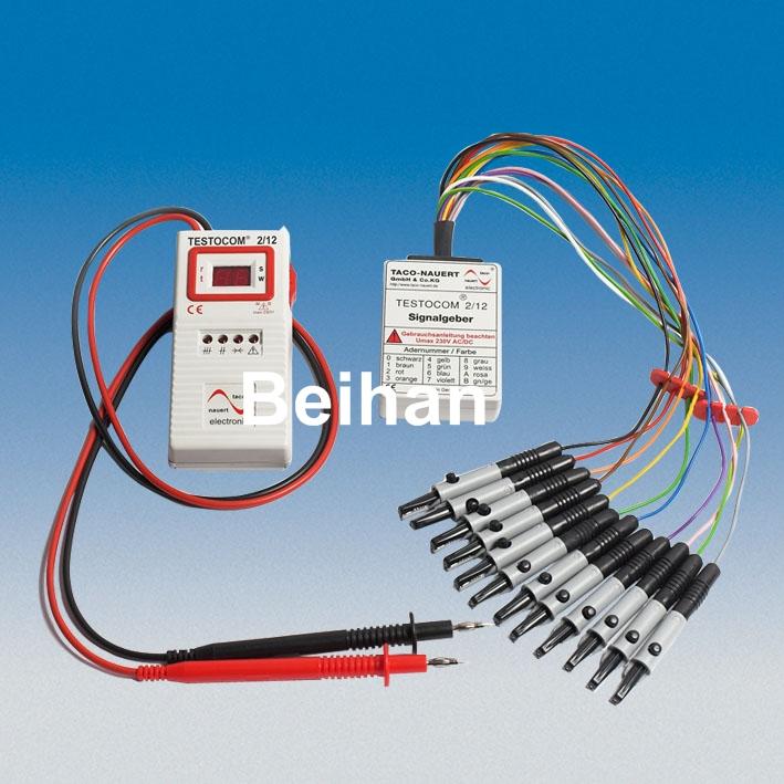 2/12 Wire Sorter|Standard signal transmitter identifies up to 12 ...