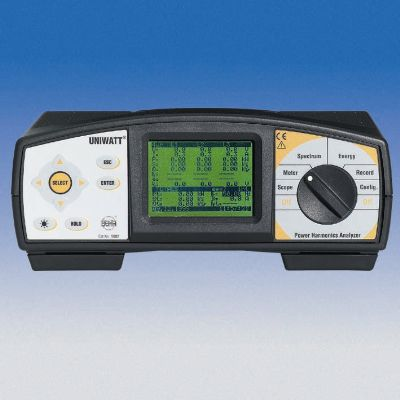 9002 UNIWATT Power Harmonics Analyzer