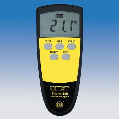 94015 UNITEST Digital Thermometer Therm 100