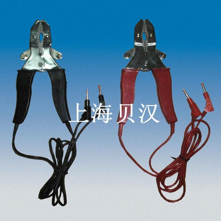 【电阻仪专用鳄鱼夹|开尔文夹】; 电桥的电阻精确测量; 1004大开尔文