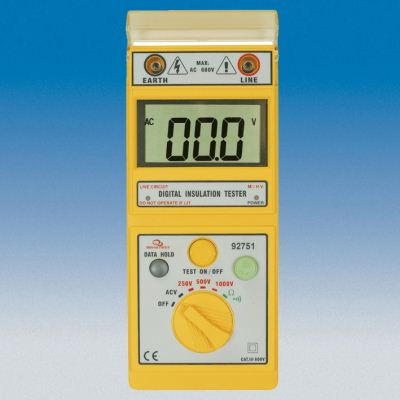 92751 BEHATEST Digital Insulation Tester