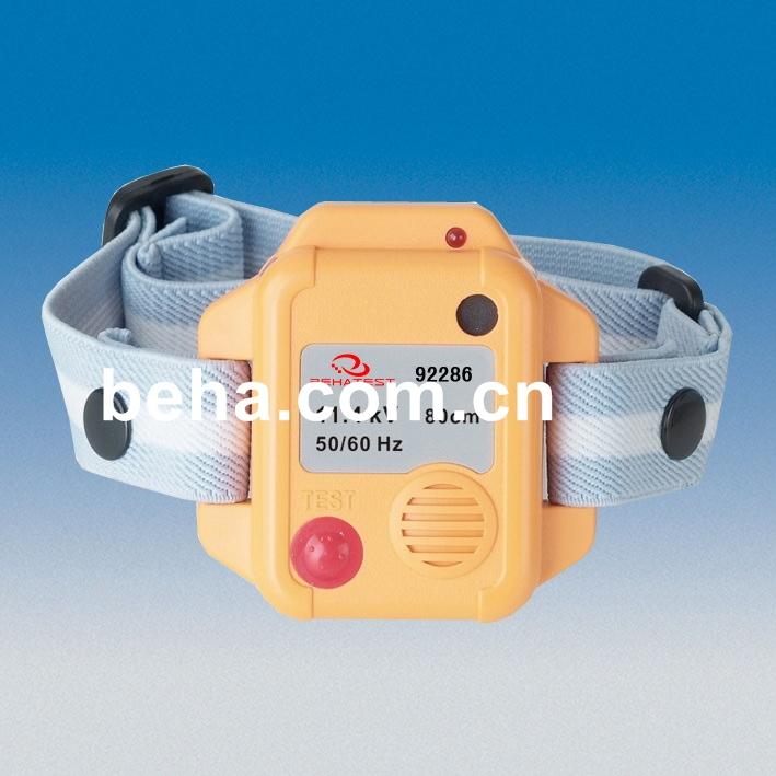 Voltage Proximity Tester : Behatest wrist type high voltage proximity alarm non