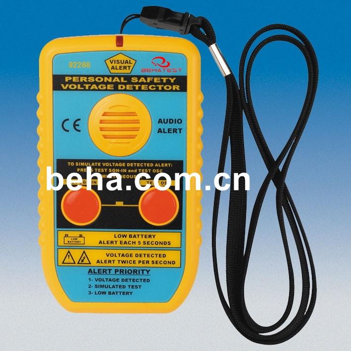 Voltage Proximity Tester : Behatest high voltage proximity alarm