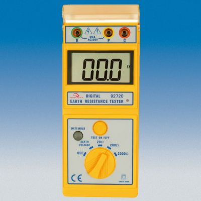92720 BEHATEST Earth Resistance Tester