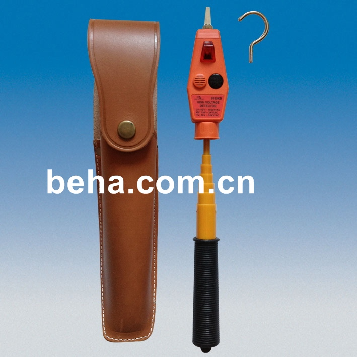 Overhead Voltage Tester : Kb high voltage detector non contact