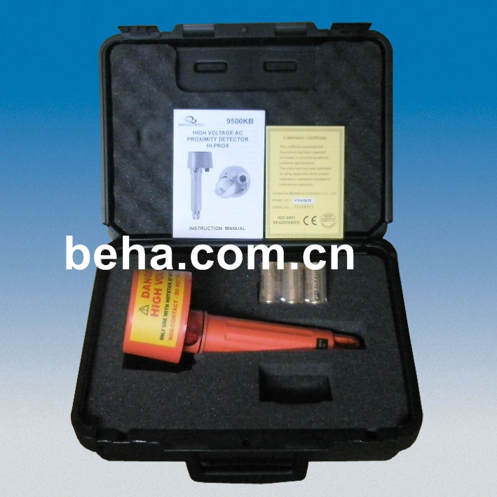 Voltage Proximity Tester : Kb high voltage proximity detector hv non